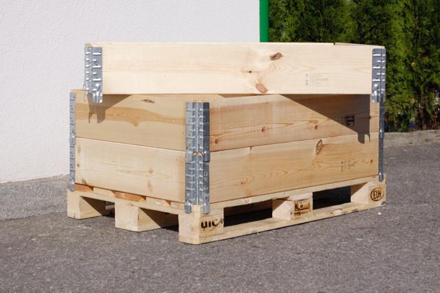 Gitterboxen, Rahmen...